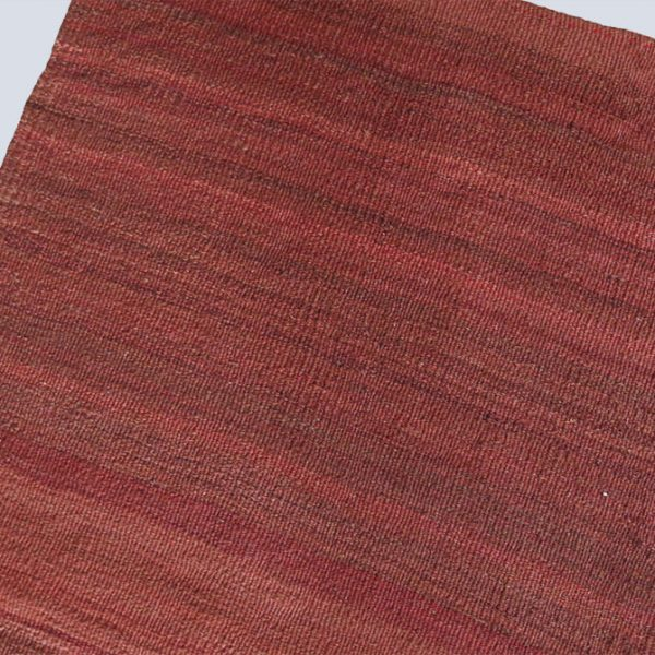 EASTERN TURKEY – KURDISH all wool madder color kilim from Mt. ARARAT