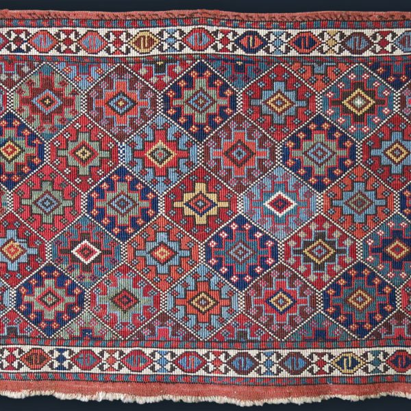 TRANSCAUCASIA – AZERBAIJAN Lake Sevan bedding bag panel