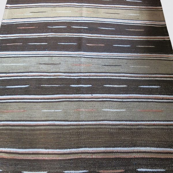 SOUTHEASTERN ANATOLIA URFA KURDISH Wool / camel hair/ goat hair KILIM