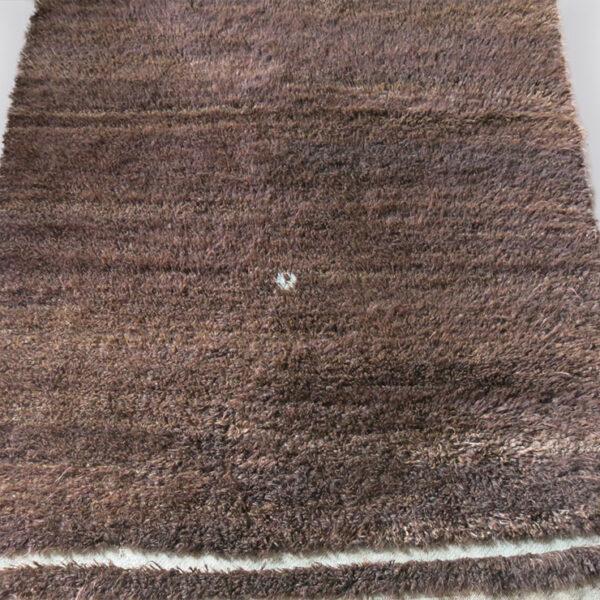 ANATOLIA KONYA KARAPINAR Angora wool Tulu rug