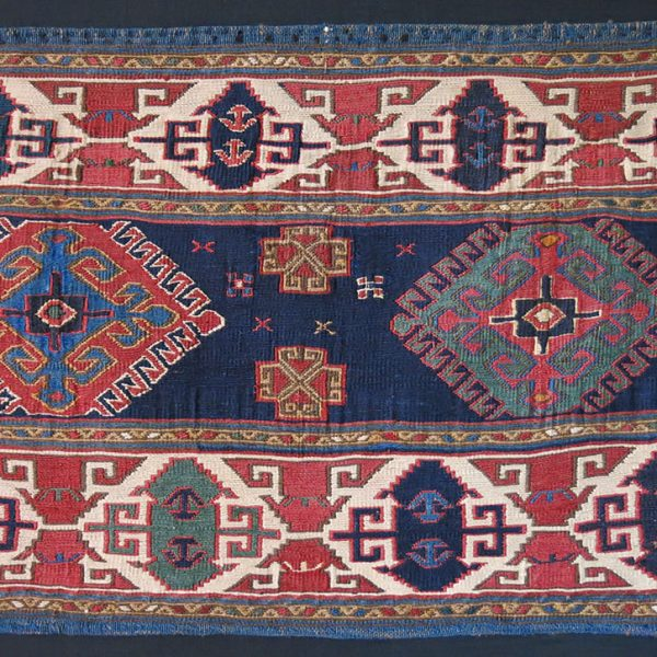 AZERBAIJAN SHAHSAVAN bedding bag end panel