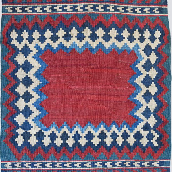 QASHKAI tribal mini fine KILIM