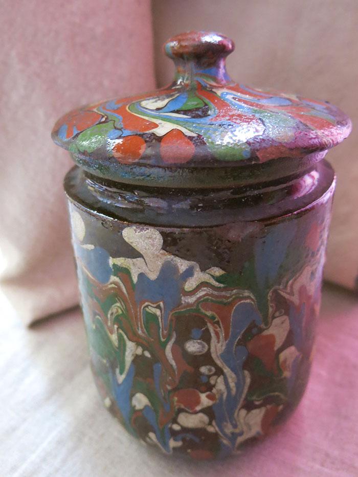 ASIA MINOR – CANAKKALE TROY GALLIPOLI Clay ceramic JAR