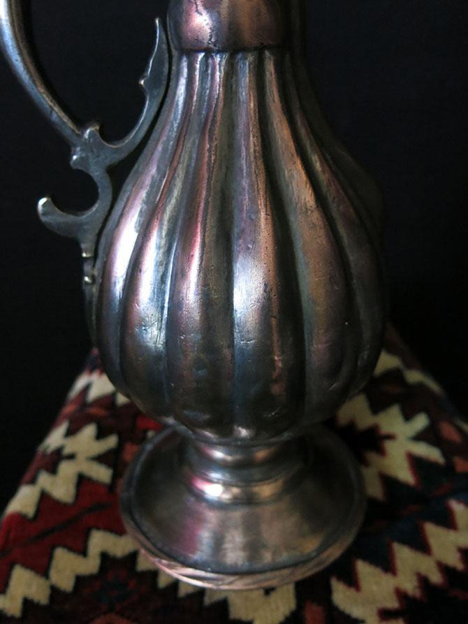 CENTRAL ASIA - MIDDLE AMU DARYA DELTA Khorezm copper Ewer