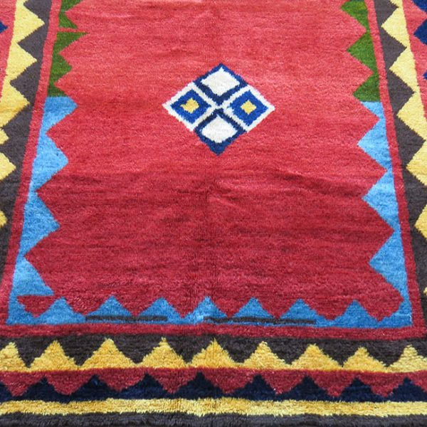 QASHKAI GABBEH Tribal all wool rug