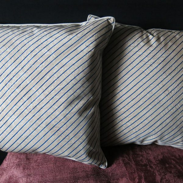 ANATOLIA - GAZIANTEP ALACHA Silk IKAT Pillow covers