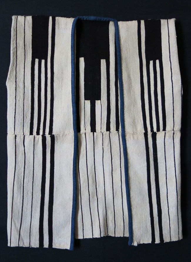 BAKTIARI - Tribal hand woven child coat