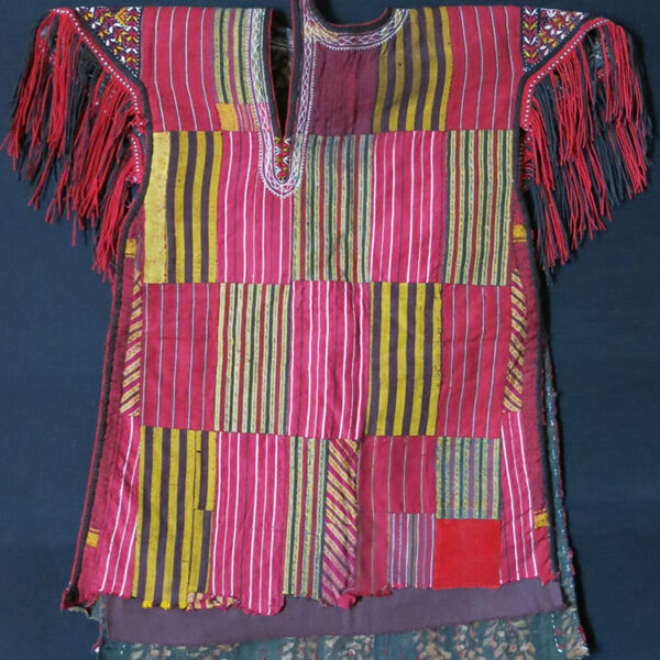 TURKMENISTAN TEKKE tribal child Shirt /Kurte