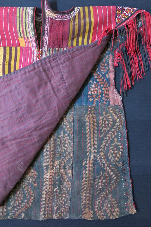 TURKMENISTAN TEKKE tribal child Shirt /Kurte