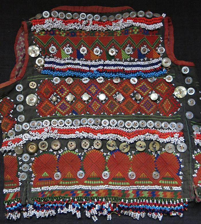 PAKISTAN SWAT VALLEY Child vest