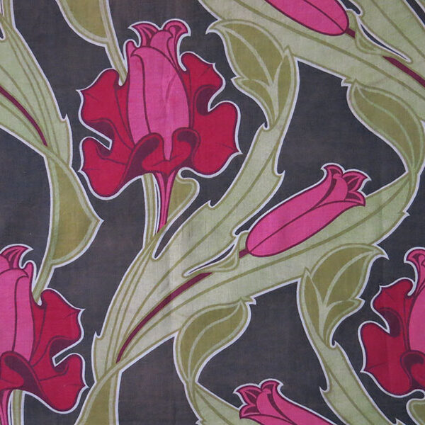 RUSSIAN PRINTED Cotton fabric
