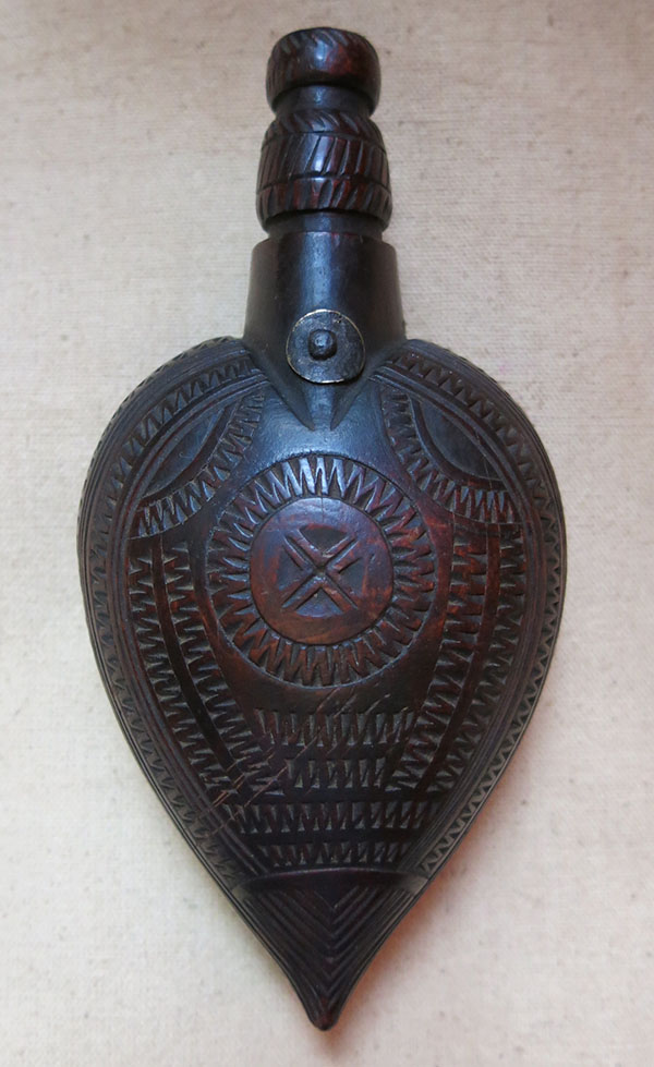 BLACK SEA TRABZON GUN POWDER holder