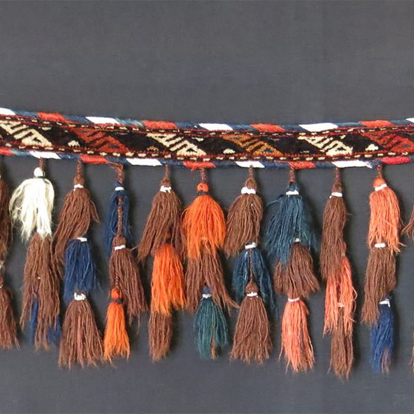 TURKMEN YOMUD wool pile Yurt / Tent Trapping