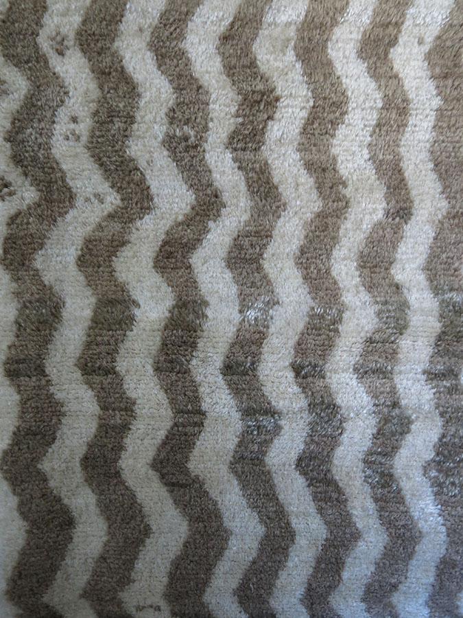 ANATOLIA - KONYA Karapinar TUYLU Angora wool rug