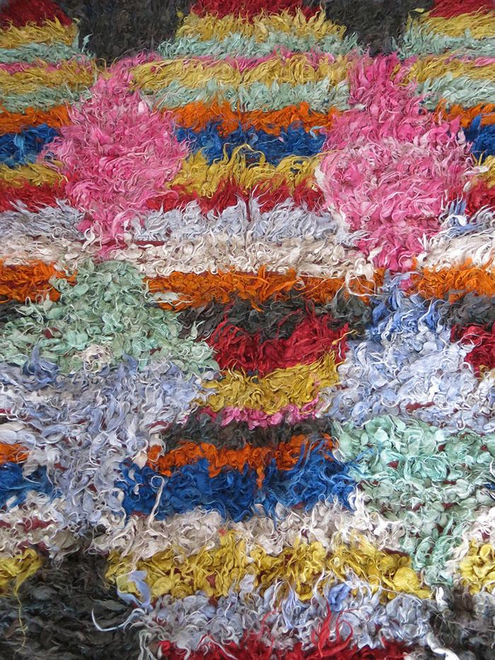 TURKISH – ANATOLIA KONYA Tribal Tuylu – Tulu flikli rug