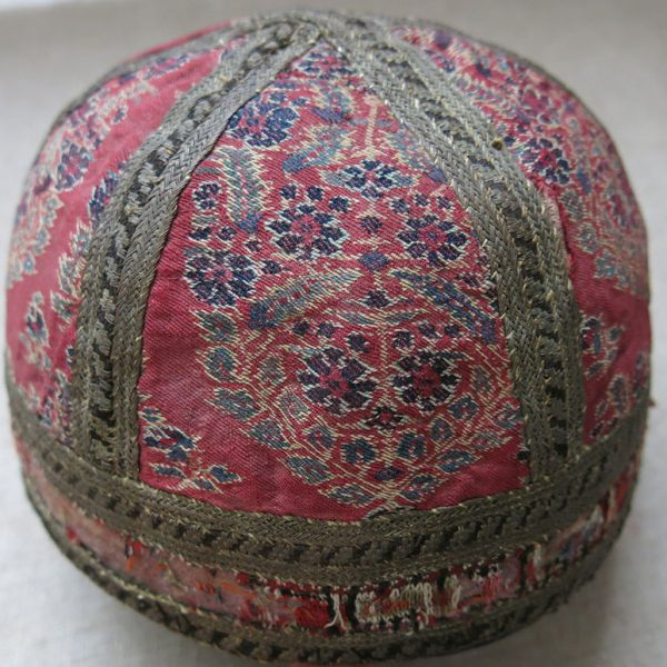 PERSIA – ISFAHAN / KERMAN Ethnic religious hat