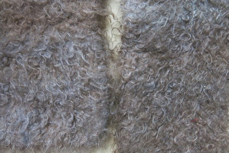 TURKEY GOAT ANGORA WOOL WINTER GLOVES