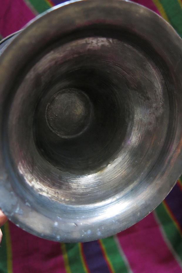 TURKEY – ISTANBUL SULEYMANIYE copper incense burner