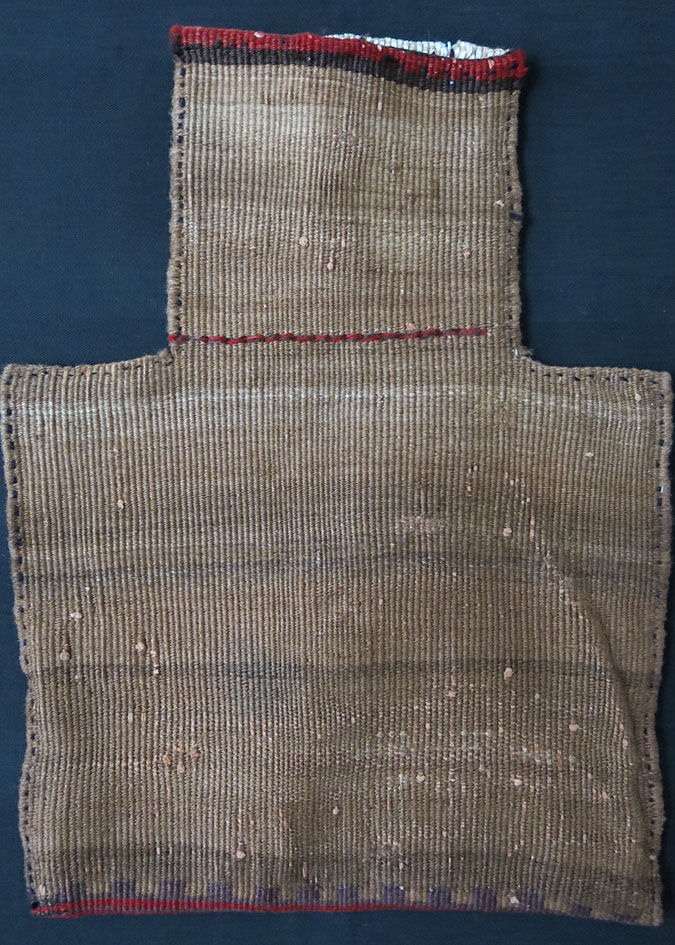 PERSIA VERAMIN Tribal Salt bag