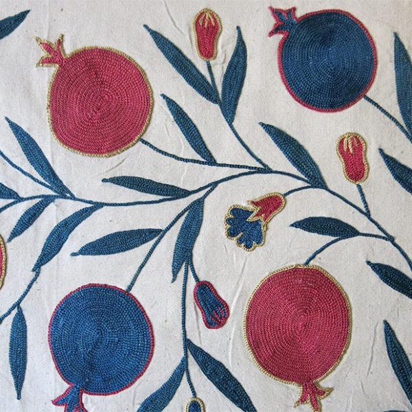UZBEKISTAN – TASHKENT Silk pillow cover
