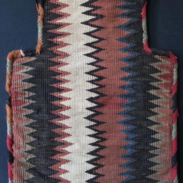 PERSIA Shahsavan HALLACH Nomadic animal Salt bag