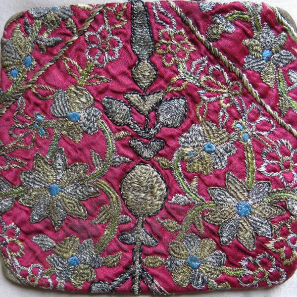 ISFAHAN Metallic ceremonial offering piece