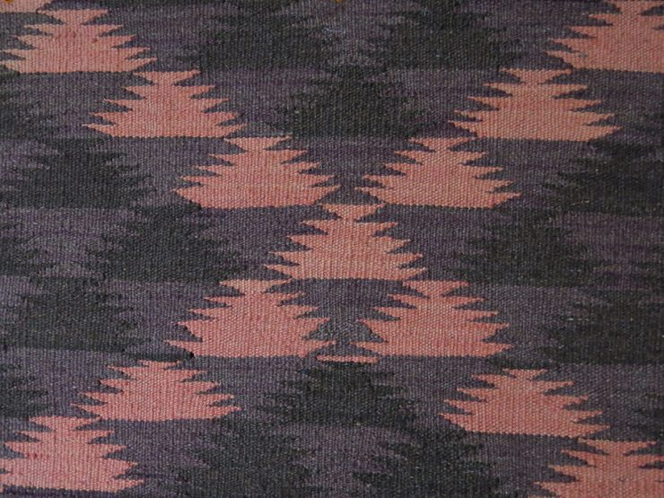 EASTERN TURKEY KURDISH ALL WOOL kilim
