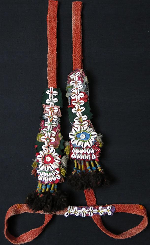 ANATOLIA - TAURUS MOUNTAINS - Turkmen woman ceremonial belt