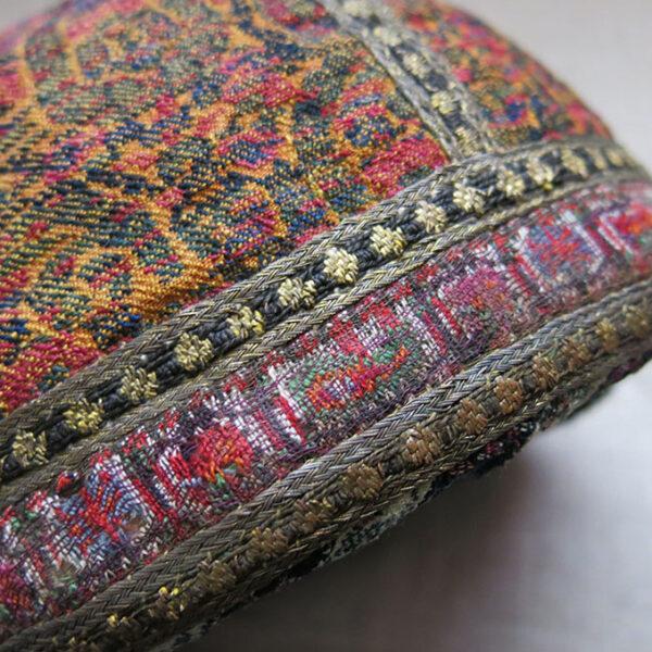 PERSIA – ISFAHAN / KERMAN Ethnic Termeh hat