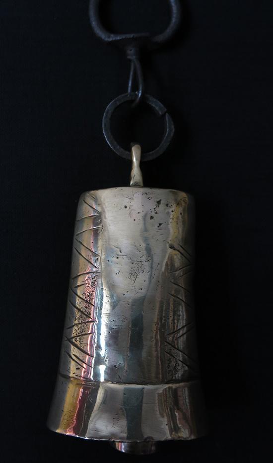 ANATOLIAN TAURUS Mountains tribal bronze goat's bell