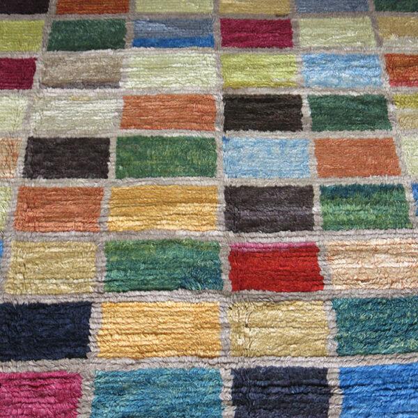 WESTERN ANATOLIAN SMYRNA / KULA all wool Area rug