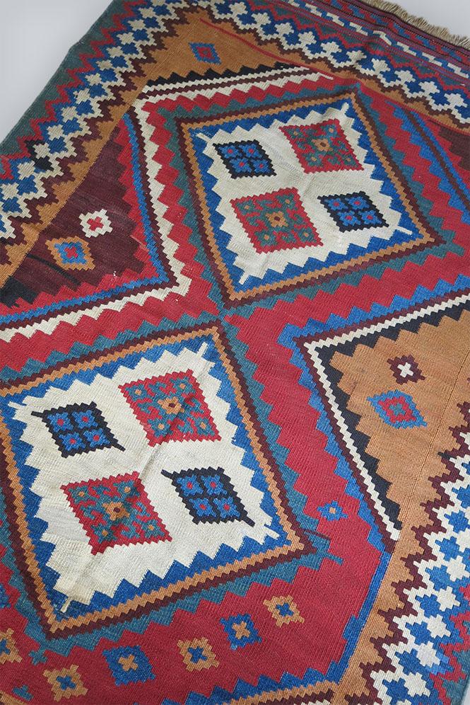 SOUTHWEST of PERSIA QASHKAI tribal kilim