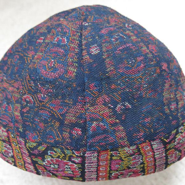 ISFAHAN - KERMAN Wool twill tapestry HAT