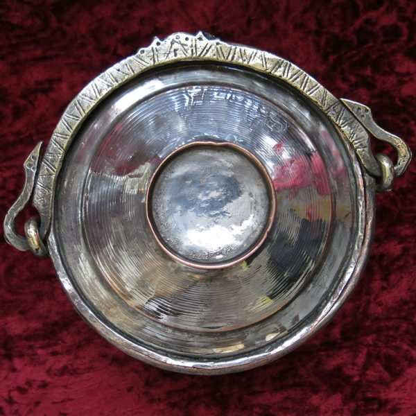 ANATOLIAN KONYA handmade copper Yogurt bucket