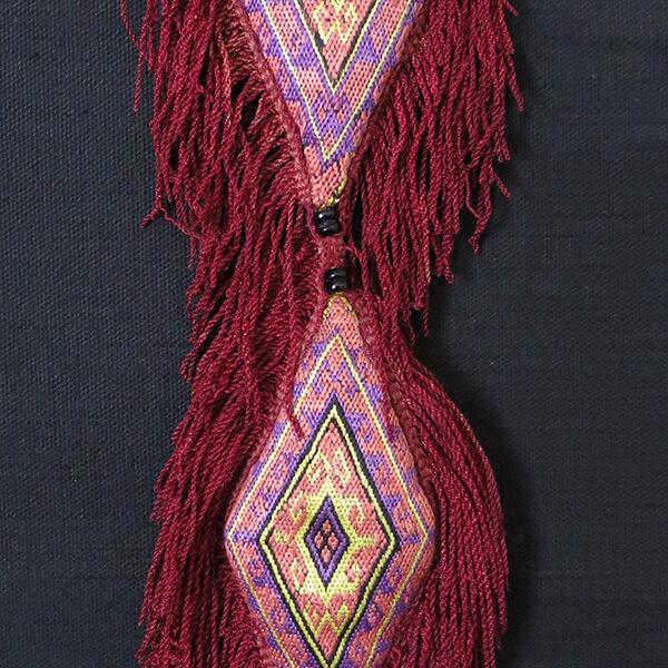 AFGHANISTAN - PASHTUN or BALUCH tribal needle holder