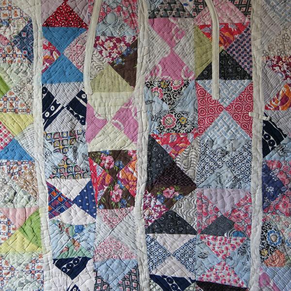 ANATOLIAN - Cotton QUILTED PATCHWORK Prayer mat