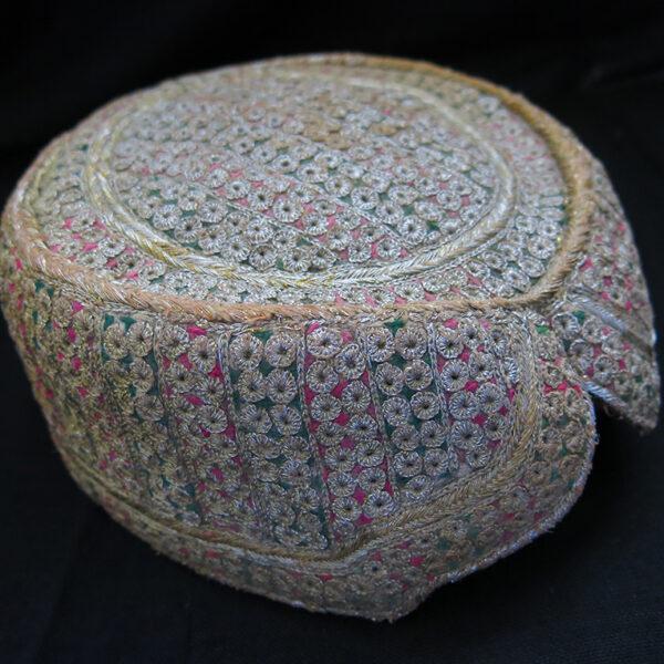 PAKISTAN SINDHI tribal headwear