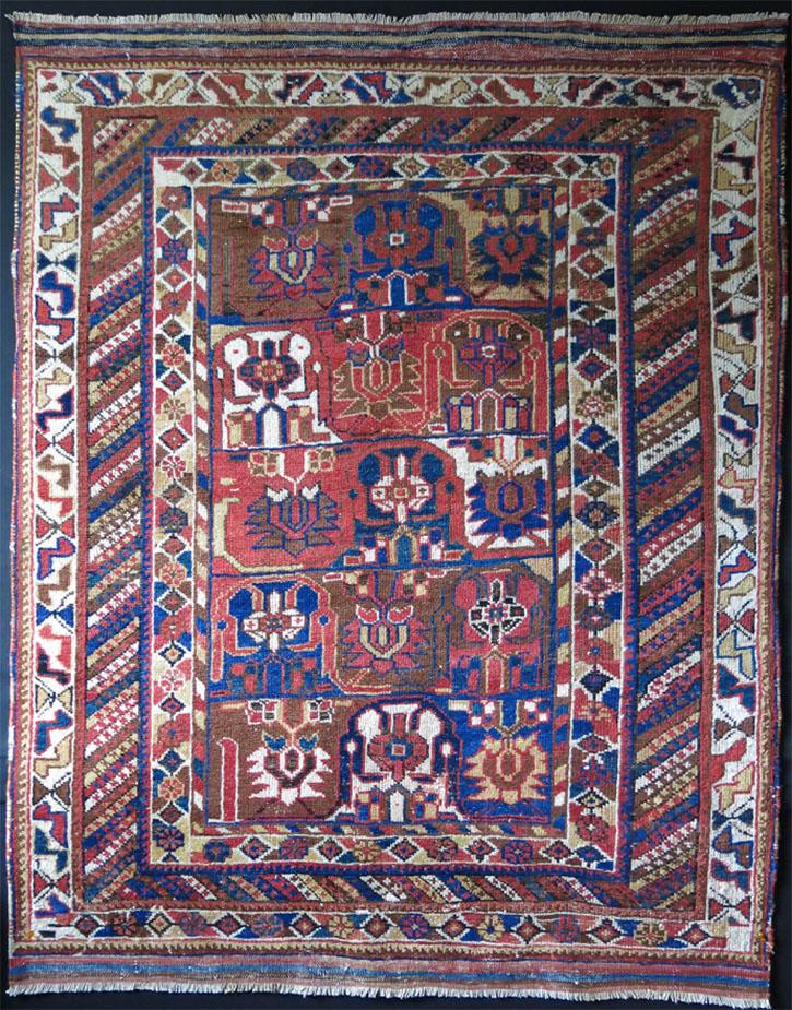 AFSHAR KHAN tribal rug